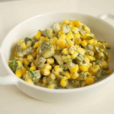 Salada de Milho Doce