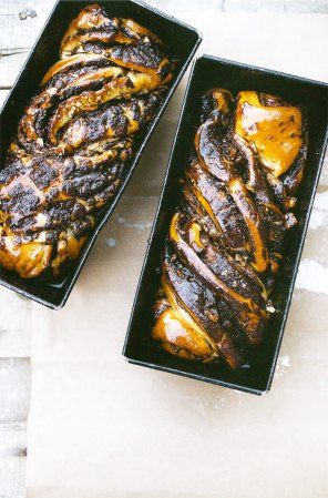 Bolos krantz de chocolate - do Yotam Ottolenghi