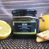 mermelada de limón menta y jengibre orgánico