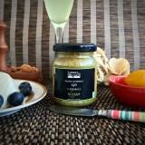 Pasta de ajo albahaca organico