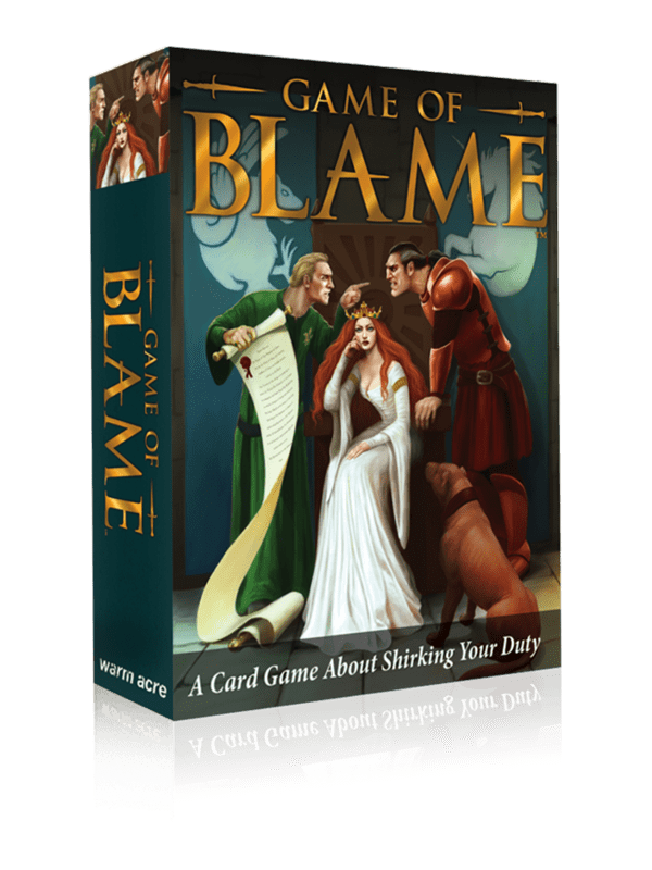 Game of Blame Box