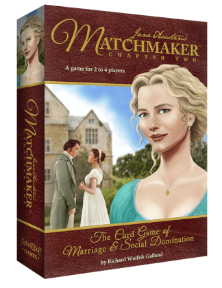 Jane Austen's Matchmaker Chapter Two Box