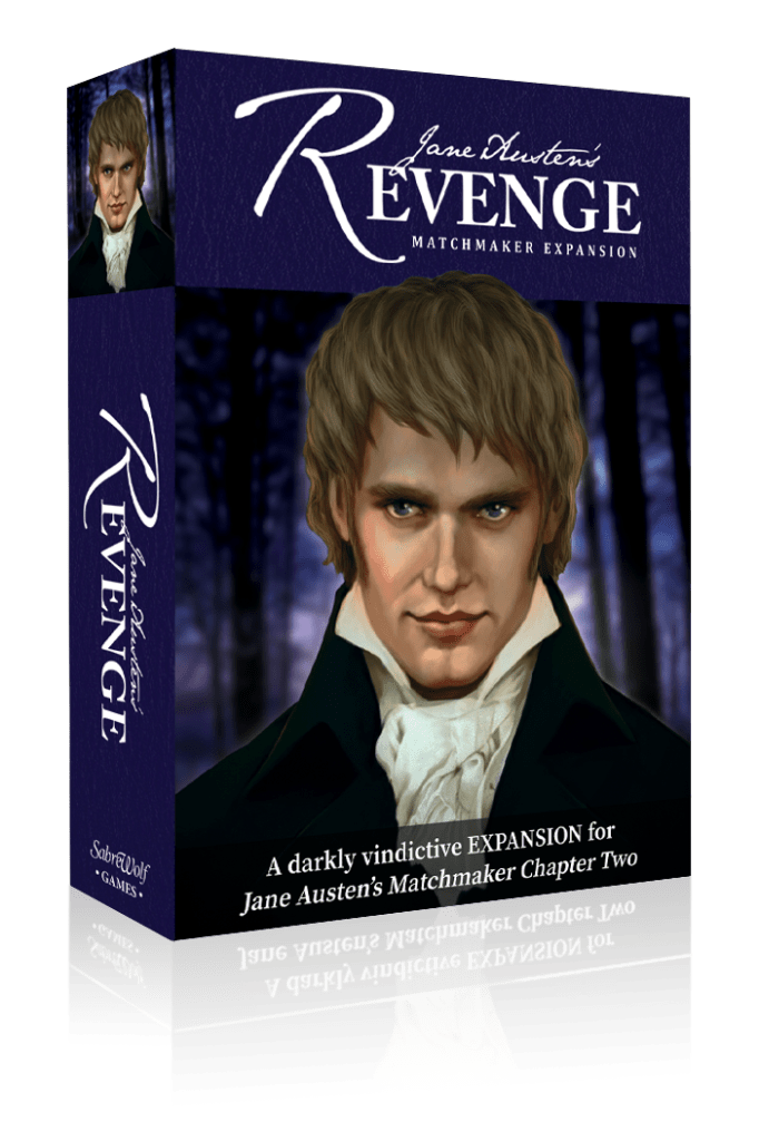 Jane Austen's Revenge Card Game