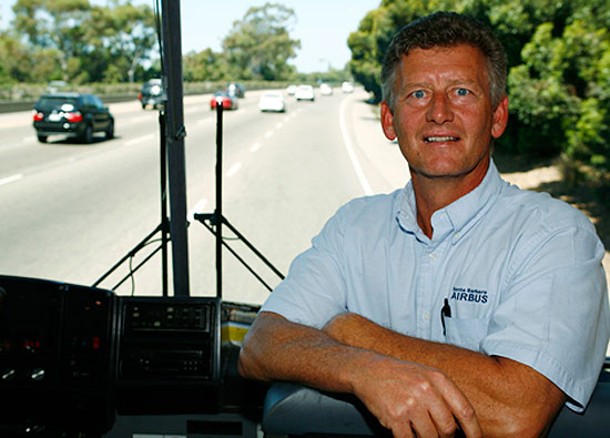 Santa Barbara Readies for Wide Road Ahead