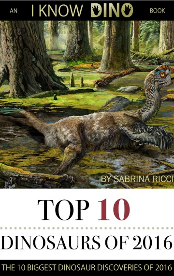 Top 10 Dinosaurs of 2016