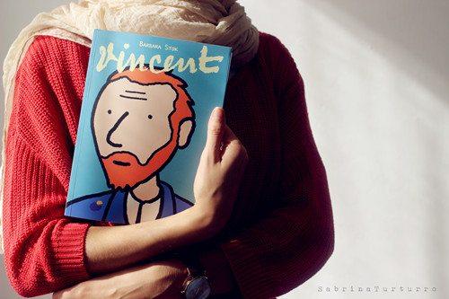 Graphic novel Vincent