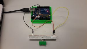 Arduino and potentiometer