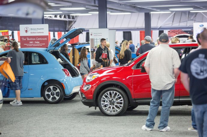Fast facts about the Sacramento International Auto Show