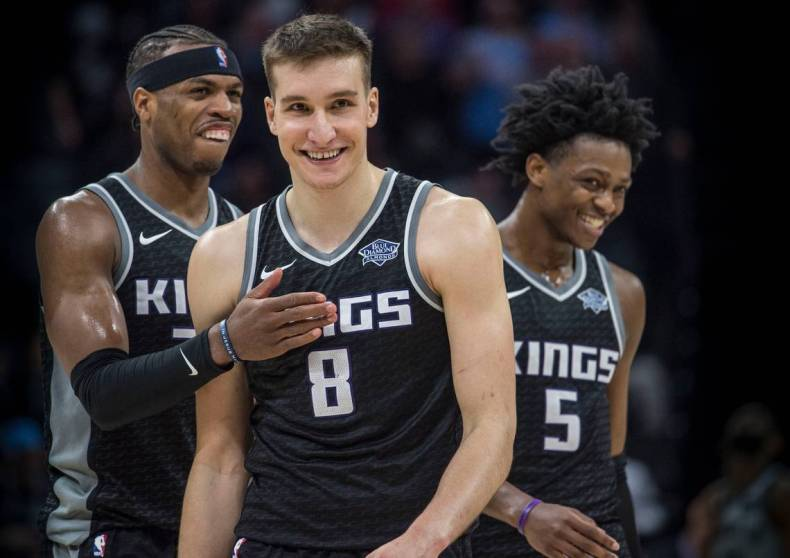 Image result for hield fox bagley bogdan