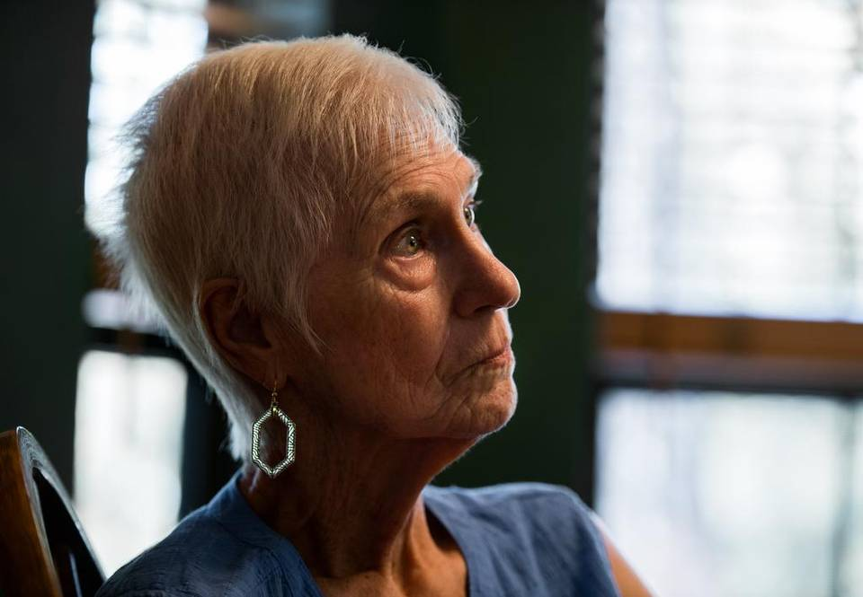 Gale Kilgore's bladder cancer was brought under control this year through a novel procedure involving mice.