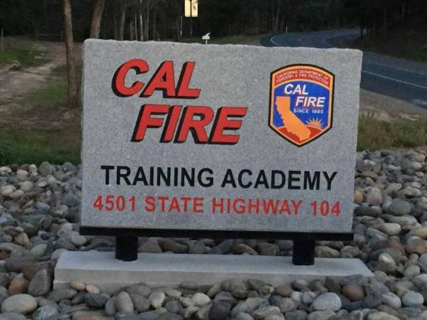 Cal Fire opens Ione academy for training exercise, gives ...