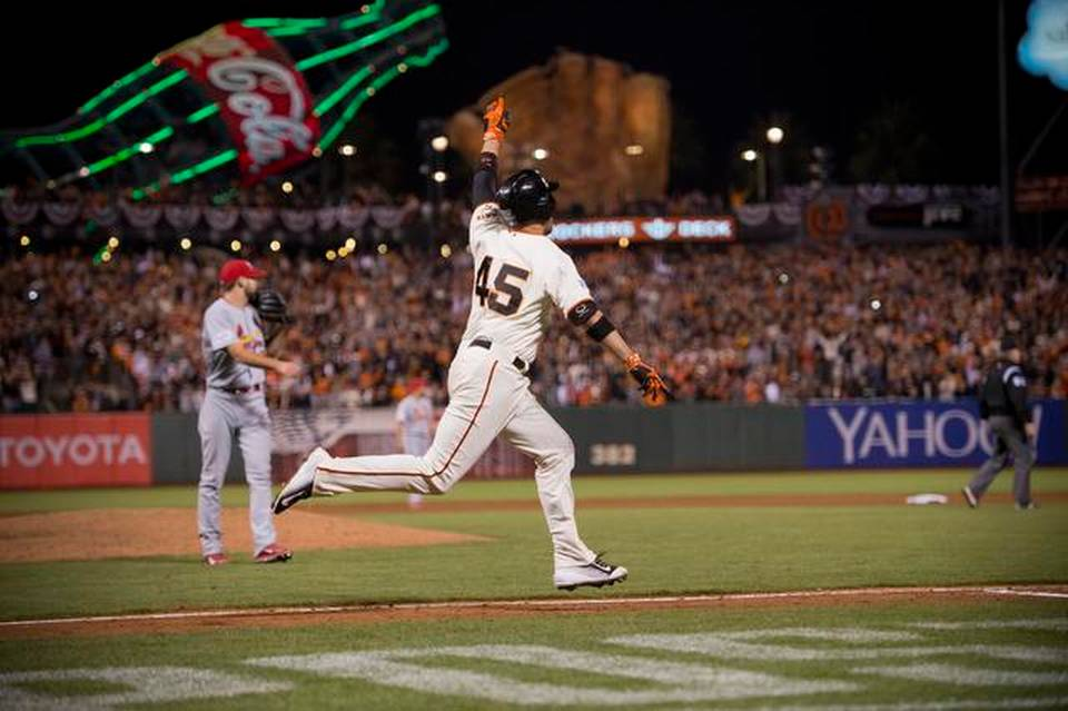 Image result for 2014 nlcs game 5 ishikawa