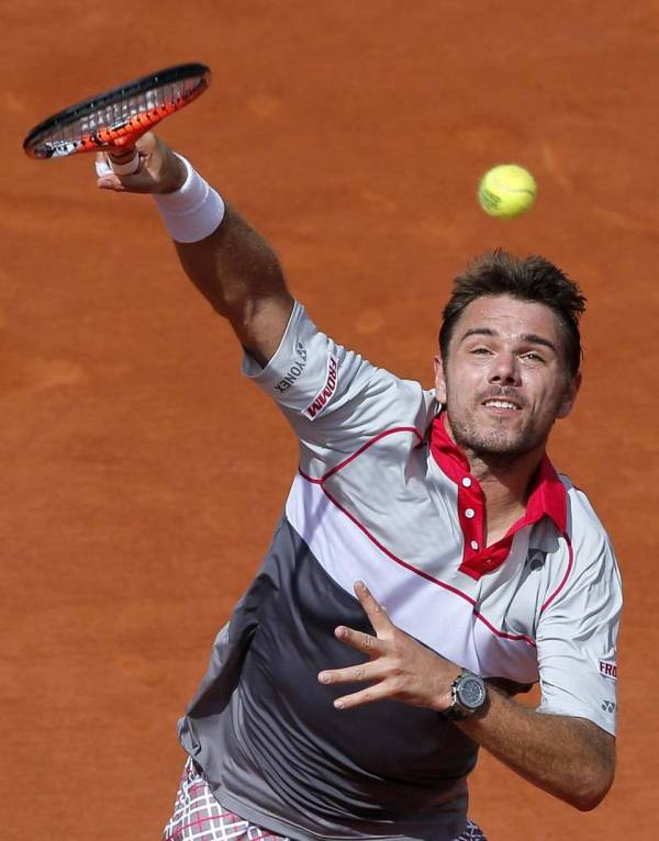 Gallery: Wawrinka tops Djokovic for French Open title ...
