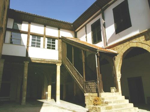 Nicosia cyprus ethnological museum