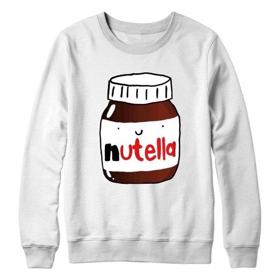 T.G.I.Week-end: Japanese Commercials + Nutella Sweatshirt