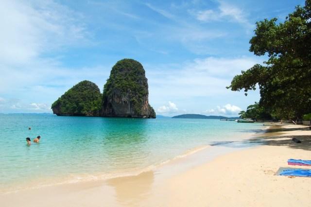 Phra Nang Beach thailand