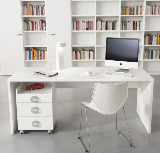 office-interior-luxury-white-rectangular-desk-with-imac-computer-also-office-workspace-picture-style-modern-furniture-file-cabinets-design-inspiring-8-modern-workspace-design-and-decor