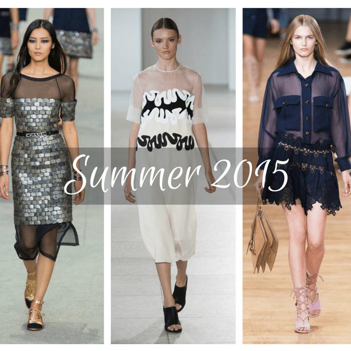 Summer 2015 trends