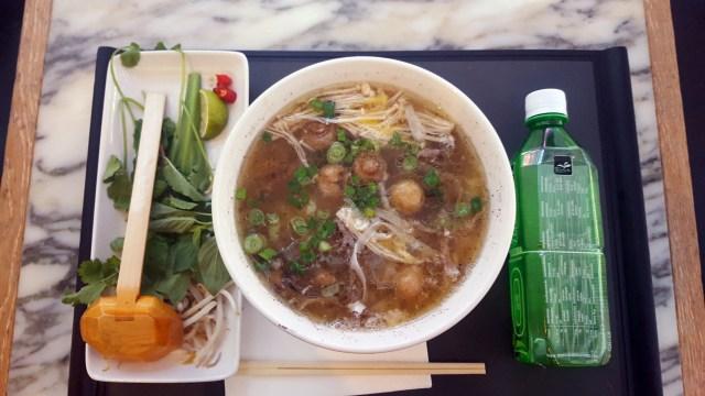 Pho soup London