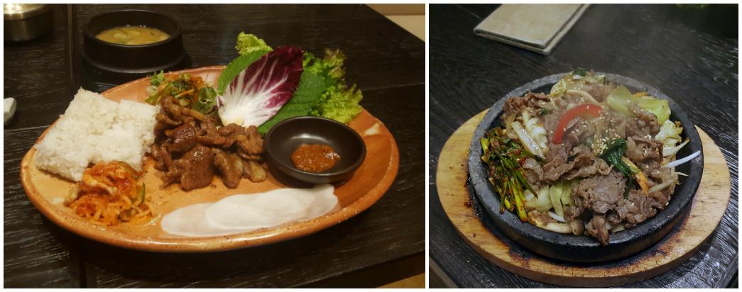 korean restaurant kyoto station