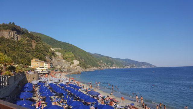 12 hours in Cinque Terre Monterosso al Mare