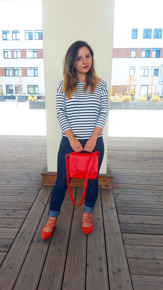 Timeless and classic stripes