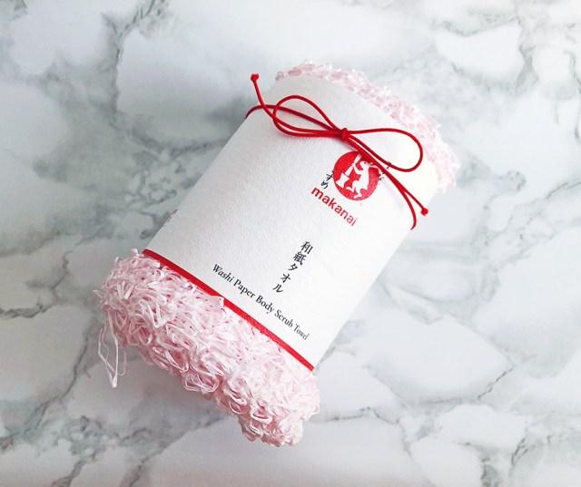 Makanai Cosmetics_Washi Paper Towel