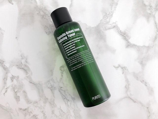 korean skin care routine summer_purito_toner