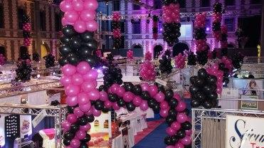 Ballons Salon du Mariage Argence