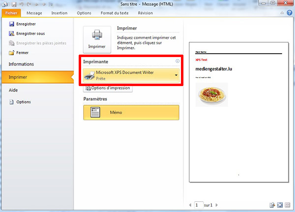 How to convert XPS to PDF (on a Mac)? | www.mediengestalter.lu