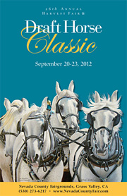 Draft Horse Classic Poster