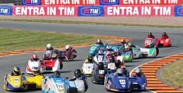 Seitenwagen-Weltmeisterschaft 2018 auf dem Sachsenring