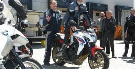 Motorradsicherheitstraining in Dresden