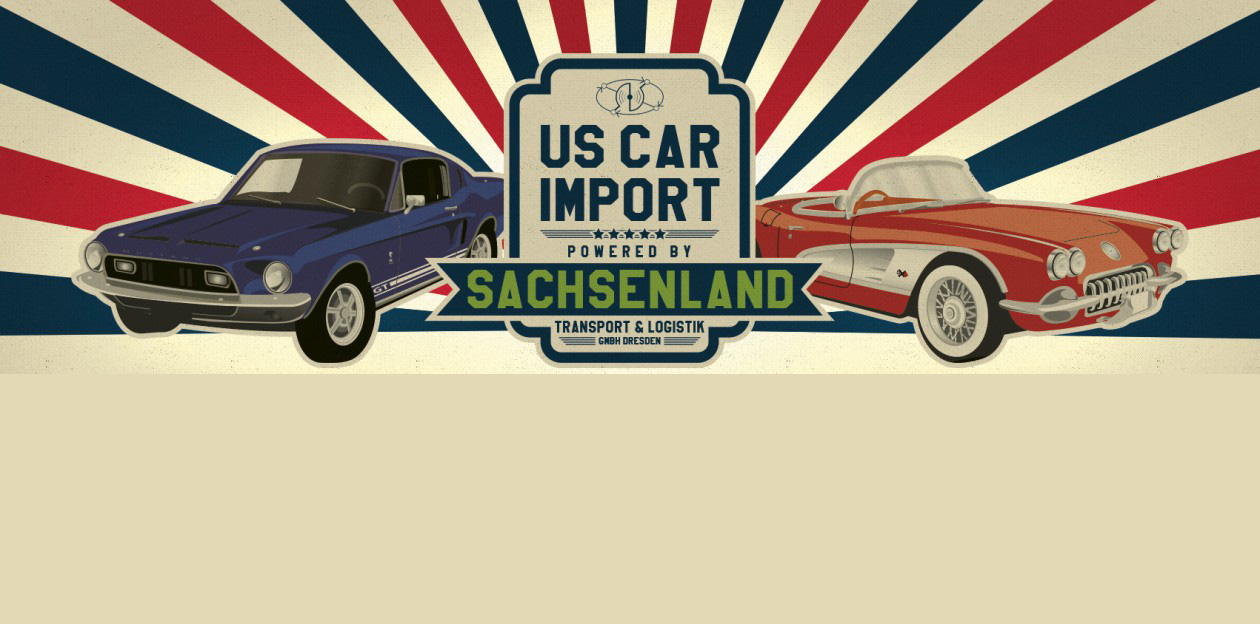 US Car Import by Sachsenland