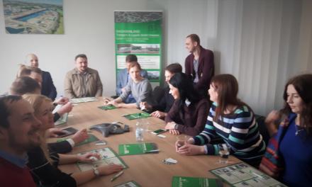 Sachsenland empfängt Besucher aus Aserbaidschan und Belarus