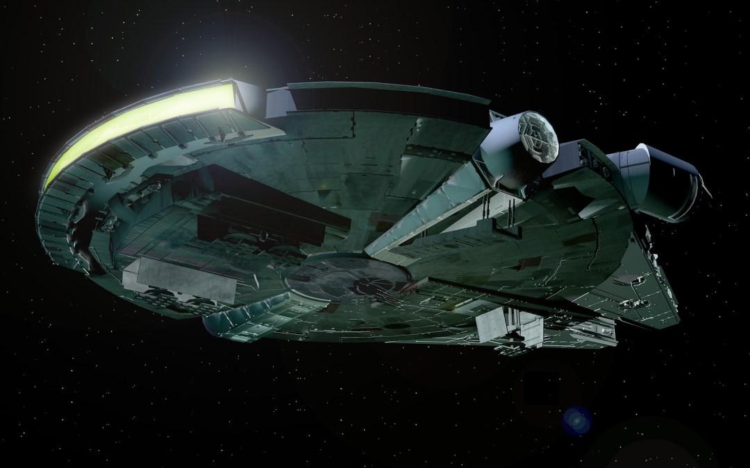 Star Wars, «El Despertar de los Logaritmos»