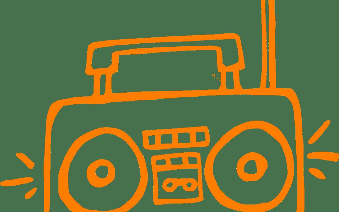Súbeme la radio… Y ponme un poquito de álgebra y geometría
