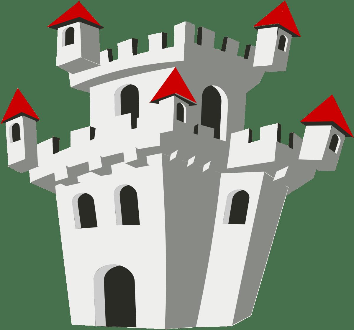 """Estos ejercicios resueltos de """"castillos"""" con fracciones no son de arena y tampoco se los lleva el viento"""