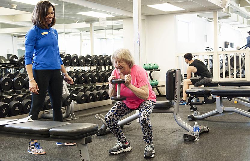 Fitness Center Careers