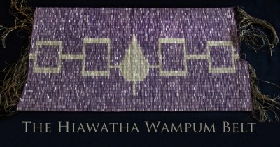 The Aiionwa:tha (often referred to as Hiawatha) Belt