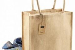 sacose iuta jute-boutique-shopper - natur