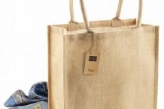 sacose iuta jute-boutique-shopper - natur