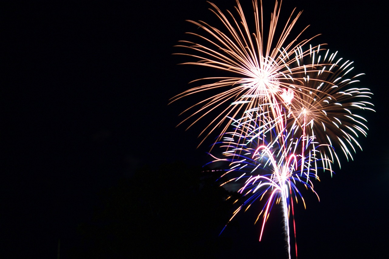 Carmichael S Fourth Of July Fireworks Show Presented By