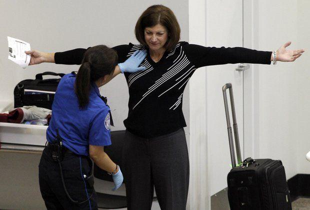 notice of examination can feel like a TSA search