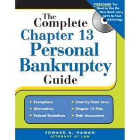 complete guild to Chapter 13 Bankruptcy