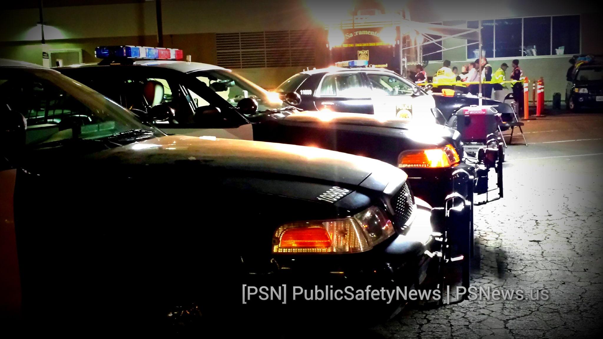 Midtown DUI checkpoint nets four via @sacramentopress