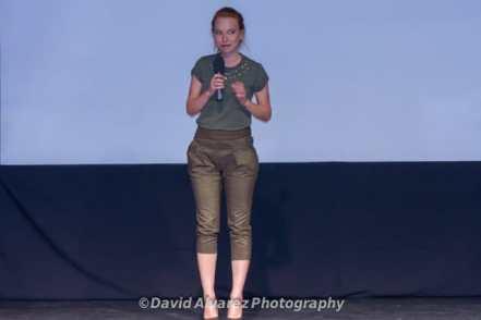 Anastasia Sergeevna Kryukova introduces her collection