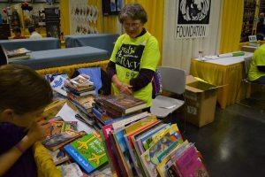 California Capital Book Festival Draws a Huge Crowd