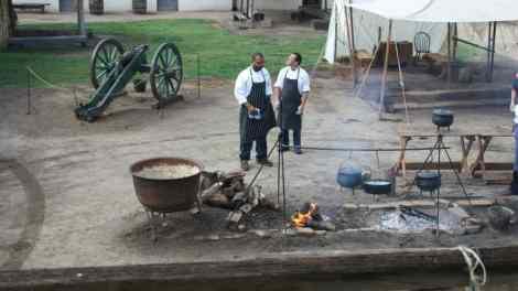 """Feast at the Fort"" Returns September 10"