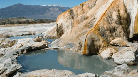 Hot Springs to Visit Near Sacramento